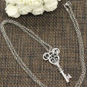 Jewelry - Minnie Mouse Key Necklace (COMING SOON!)